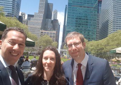 New York MBA institut Magellan 2019