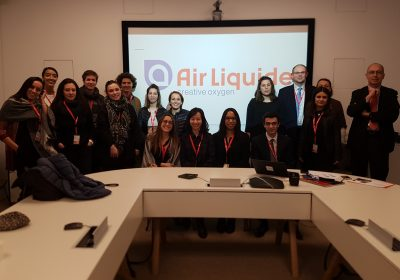 Air Liquide - institut Magellan