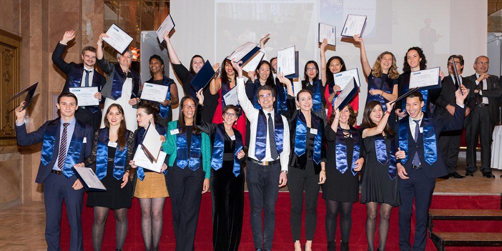 Ceremonie diplome Institut Magellan 2018 a